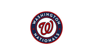 Bob Johnson Washington Nationals logo