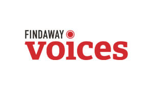 Bob Johnson Findaway voices logo